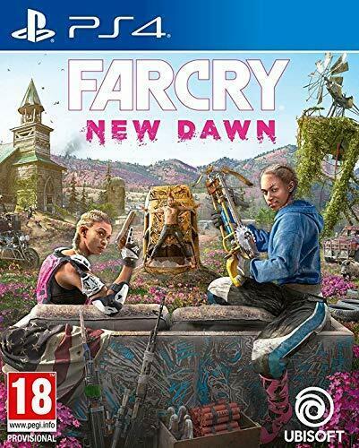 Far Cry New Dawn [PS4] für 13.55€ @ Base