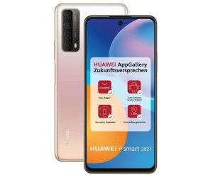 HUAWEI P smart 2021 128 GB Blush, 4GB, Gold Dual SIM [Saturn & Mediamarkt + Newsletter]