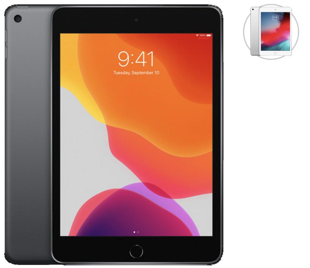 Apple iPad mini 5 (64 GB, Wi-Fi) (silber & space grau) [iBood]