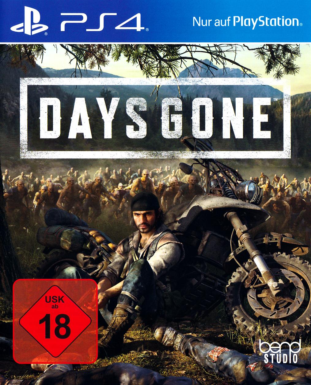 Days Gone (PS4) für 16,86€ per Abholung (Saturn/Media Markt)