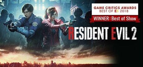 [PC - Steam] Resident Evil 2 Remake