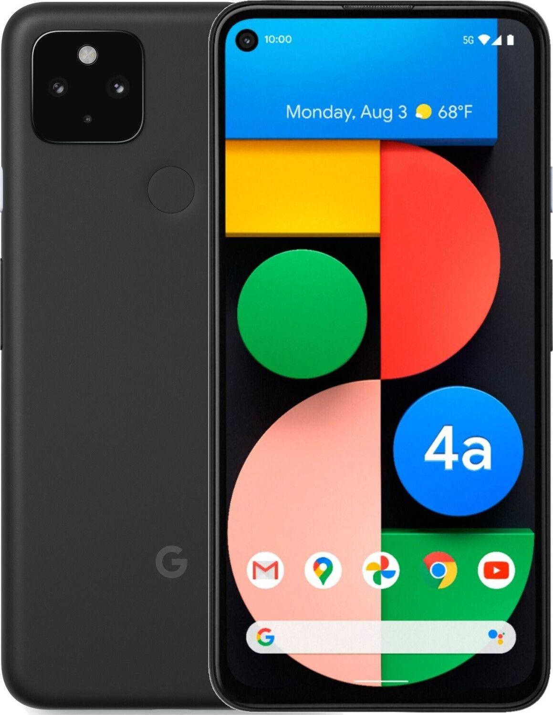 Google Pixel 4a 5G im Telekom Congstar (5GB LTE, Allnet/SMS, VoLTE/VoWiFi) mtl. 20€ einm. 53,99€   Wechsel in den S = 356,99€