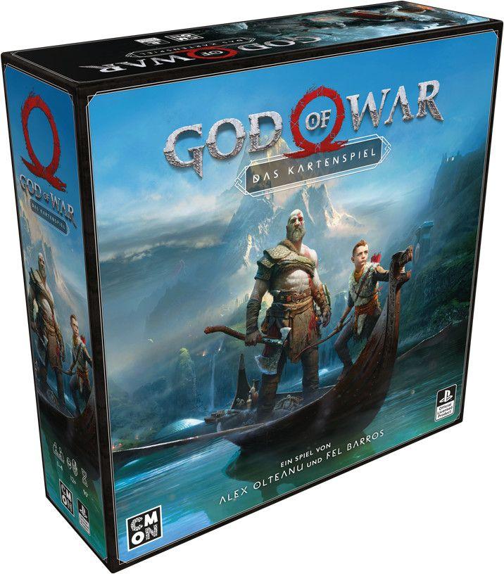 God of War: Das Kartenspiel [Prime