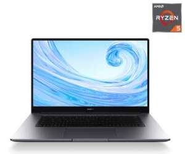 HUAWEI MateBook 15 AMD R5 3500U 8GB SSD 256GB + gratis HUAWEI Bluetooth-Maus - für Studenten 557,10€ möglich