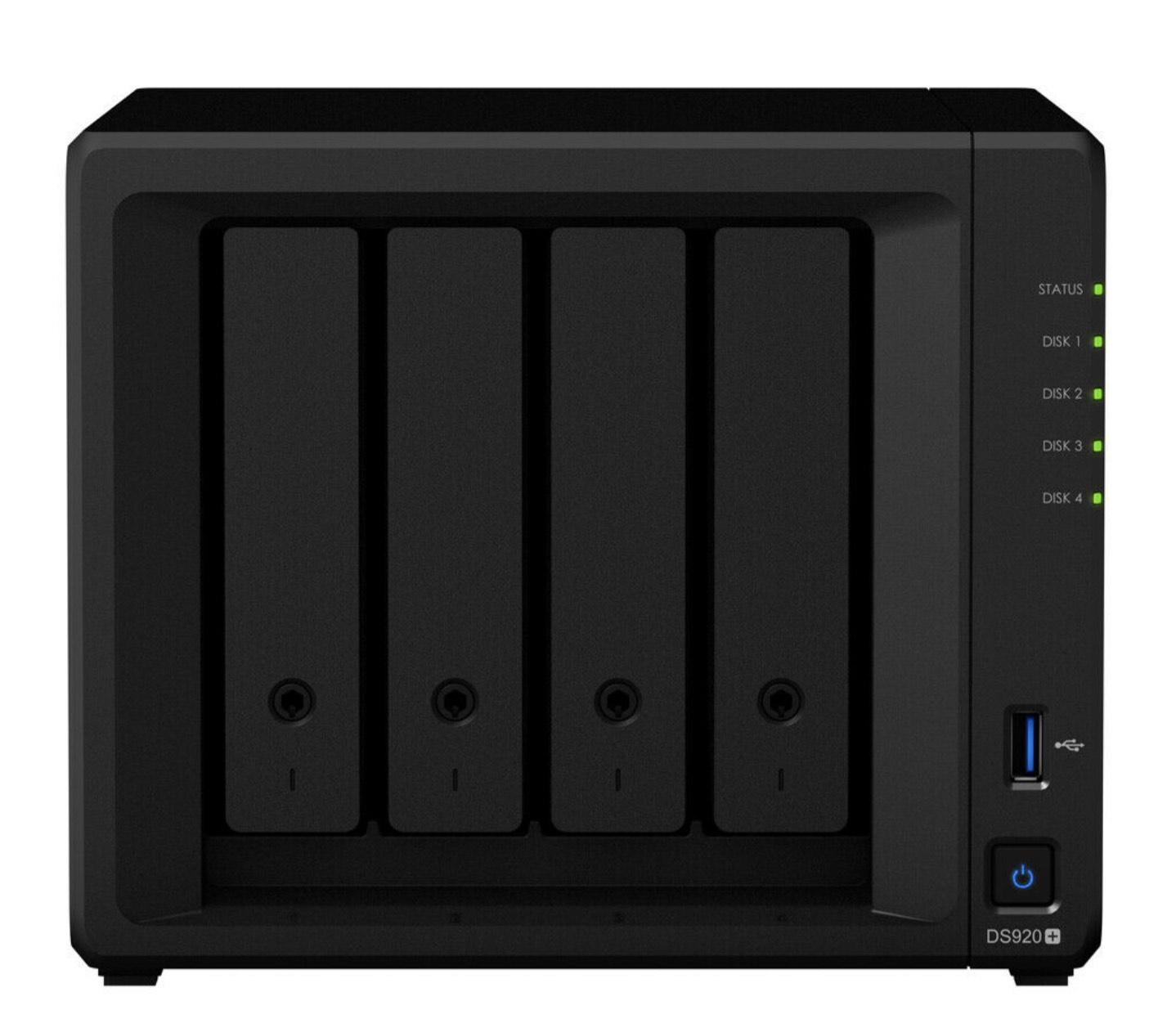 Diskstation / NAS Synology 920+