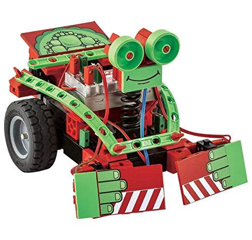 fischertechnik Mini Bots, Roboter Spielzeug, Roboter für Kinder ab 8 Jahren