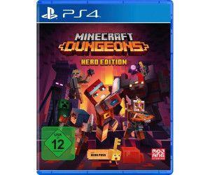 Minecraft: DungeonsHero Edition (PS4) [Saturn & Mediamarkt Abholung]