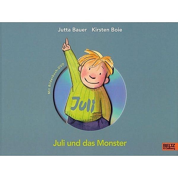 """""""Juli und das Monster, mit DVD"""" für 2,99 Euro [Jokers Blitzangebote]"""