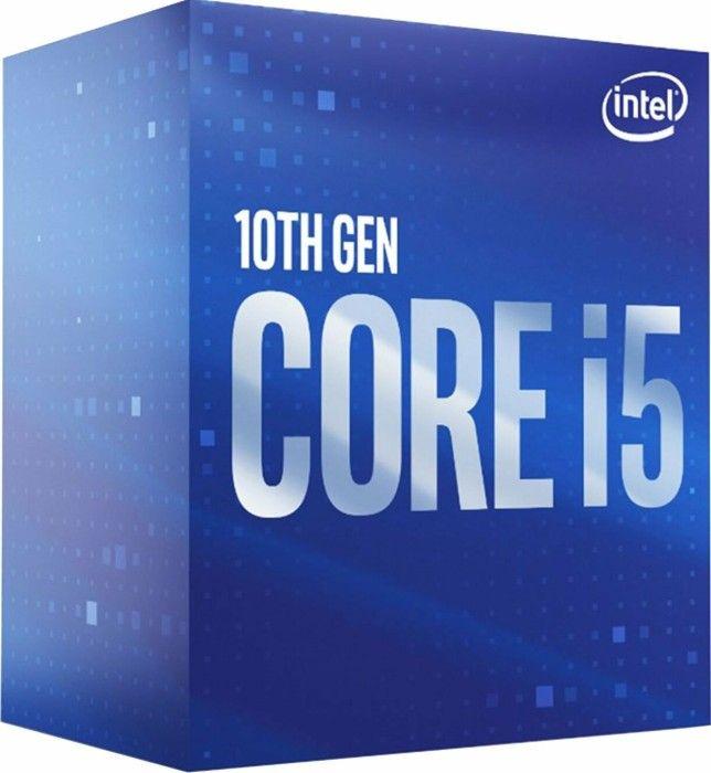 Intel Core i5-10400, 6C/12T, 2.90-4.30GHz, boxed (Intel UHD Graphics 630)