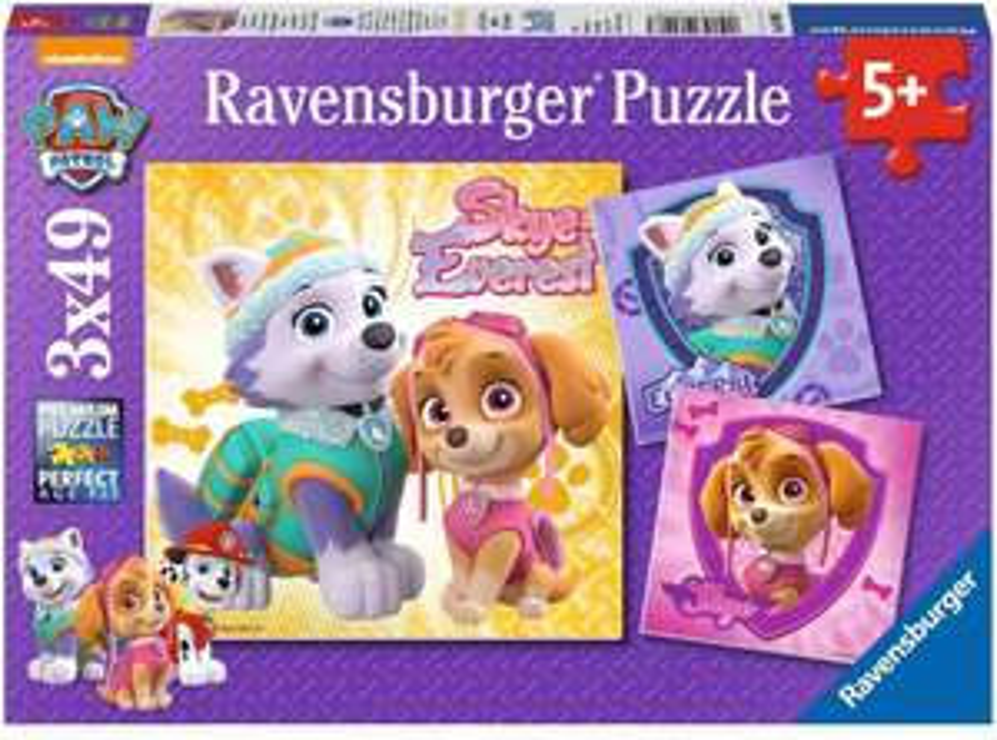 Kinder Puzzle Paw Patrol kostenloser Versand mit Prime / Thalia Club