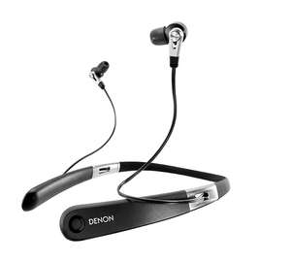Denon AH-C820 In-Ear Kopfhörer ( Double Air Compression Driver, Acoustic Optimizer, Bluetooth 5.0, aptX/aptX Low Latency/AAC/SBC )