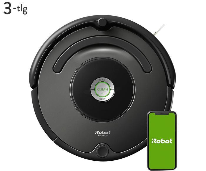Staubsauger Roboter iRobot Roomba 676