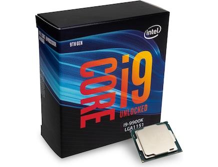 Intel Core i9-9900K 8C/16T 3.60-5.00GHz CPU boxed ohne Kühler (BX806849900K)