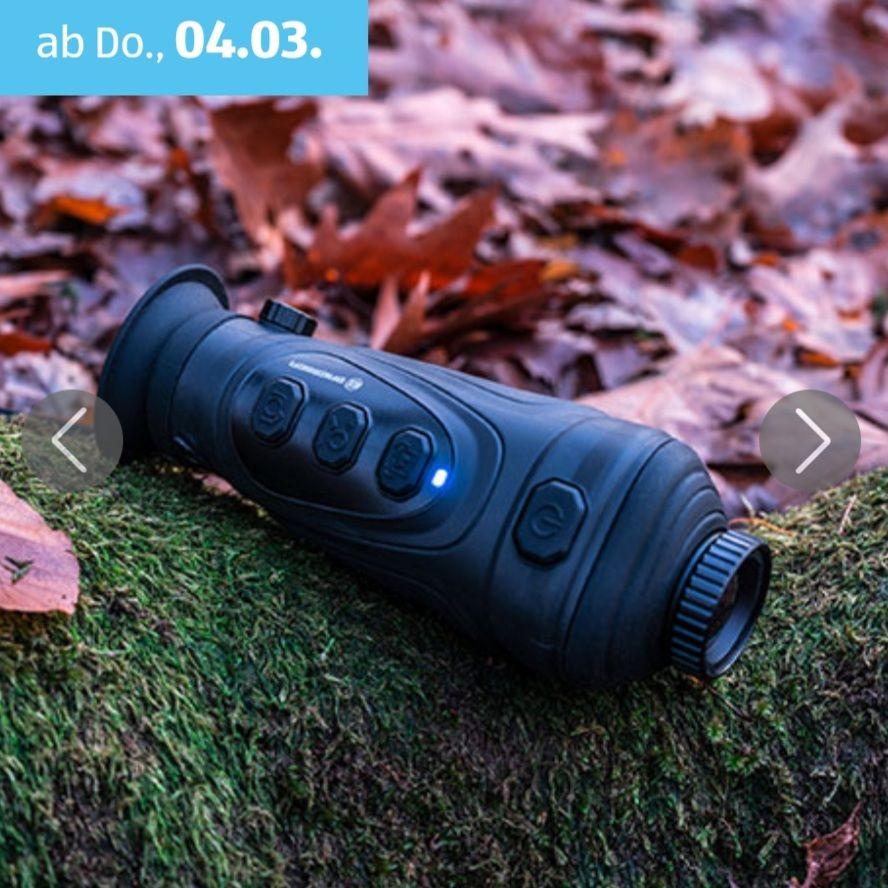 BRESSER Wärmebildkamera TNS 1 Thermisches Nachtsichtgerät mit Infrarot-Wärmebikdsensor Aldi Süd und Nord