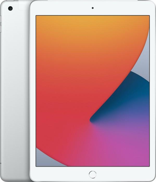 "Apple iPad (2020) 10.2"" 32GB WiFi + Cellular silber"