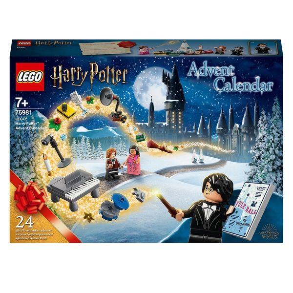 LOKAL Smythstoys Click & Collect LEGO 75981 Harry Potter Adventskalender 2020