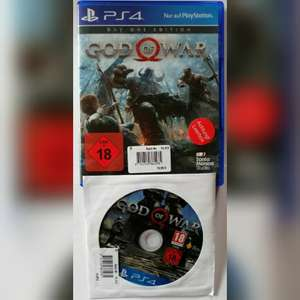 (PS4) God of War (Day One Edition) [Lokal Real]