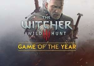The Witcher 3: Wild Hunt - Game of the Year Edition (Xbox) - VPN Argentinien