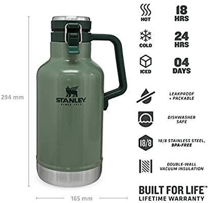 Stanley Beer Growler 1,9l Thermoskanne kohlensäurefest