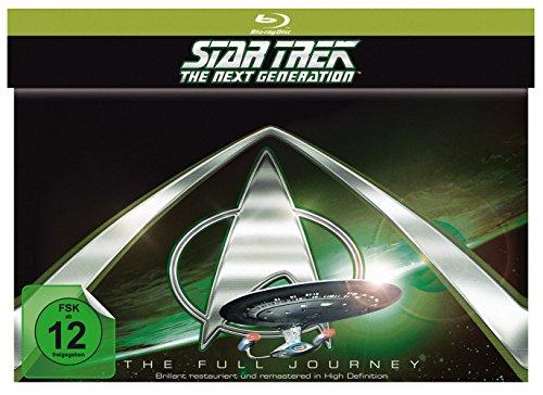 Star Trek: The Next Generation [Blu-ray] Die komplette Serie für 59,97€ bei Amazon
