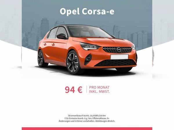 Privatleasing: Opel Corsa Elektro / 136PS - 325Km Reichweite für 94€ (eff 122€) inkl. Haustürlieferung - LF: 0,31
