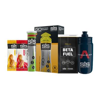 SIS (Science in Sport) Rennrad Probierpaket mit Energy Gels & co.