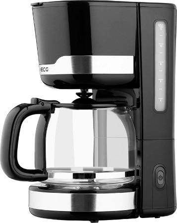 ECG Filterkaffeemaschine KP 2115 1,5Liter Tank mit Waschbaren Filter & Messlöffel