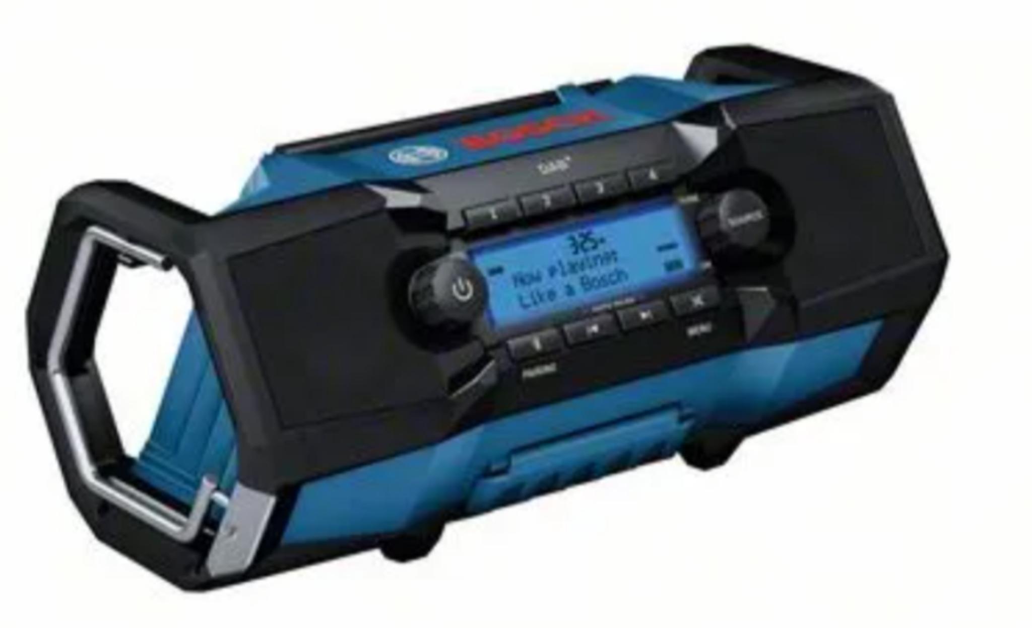 Bosch DAB+ Radio GPB 18V-2SC