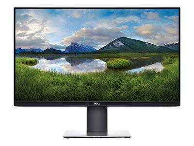 """Dell P2719H Monitor (27"""", FHD, IPS, 300cd/m², 60Hz, 6bit+FRC, 72% NTSC, HDMI, DP, VGA, 4x USB-A, Höhe + Pivot, 3J Garantie)"""
