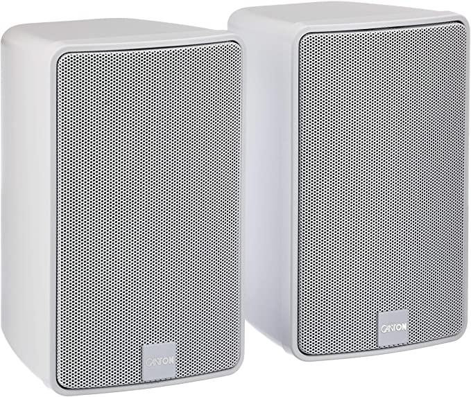 Canton Plus GX.3 Lautsprecher weiß (Paarpreis) für 37,35€ inkl. Versandkosten
