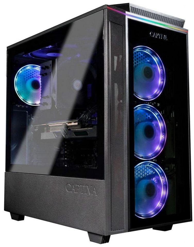 [OTTO] CAPTIVA Gaming-PC mit RTX 3060 (Intel i5 10400F oder AMD Ryzen 5 3600)