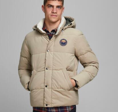 Jacken-Sale mit vielen Modellen weiter reduziert + 10% on top, z.B. Jack & Jones JJSURE Puffer Jacket in 2 Farben