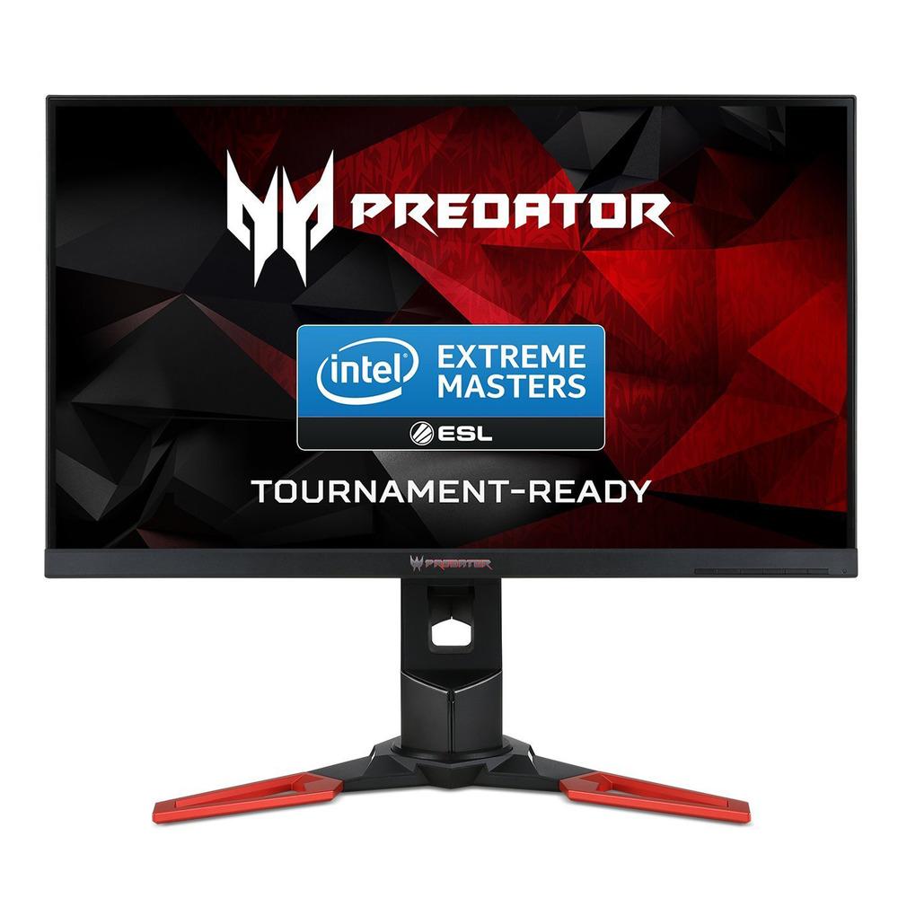 """Acer Predator XB271HUA 69cm/27"""" 16:9 WQHD 144 Hz 1ms Gaming Monitor G Sync TN Panel"""