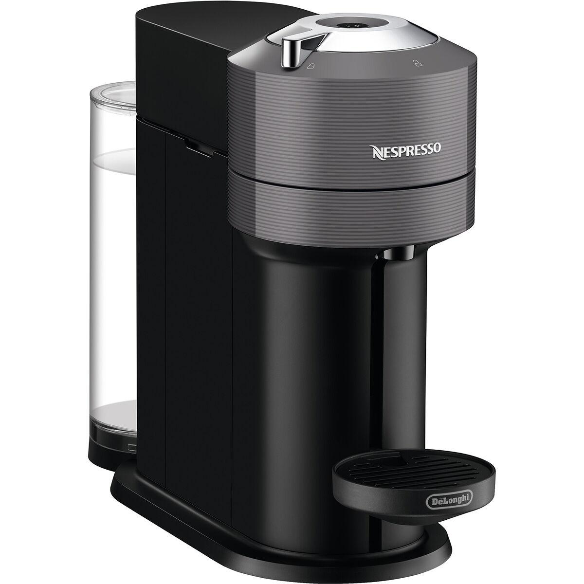 An alle Kaffee-Fans! DeLonghi VertuoNext ENV 120.GY Nespresso-Automat nur 55 EUR