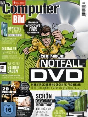 Computer Bild [Print] Jahresabo für EUR 159,90 mit EUR 150 Best Choice Gutschein