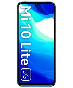 Xiaomi Mi 10 Lite 5G 128GB alle Farben + Mi Smart Band 5 im Blau Allnet Flat Plus 9 GB LTE für 17,99€ monatlich, 19€ einmalig