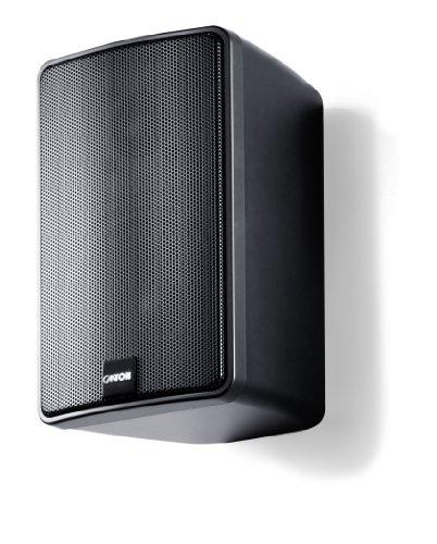Canton Plus GX.3 Regallautsprecher 100 Watt (Paarpreis) schwarz für 49€ inkl. Versandkosten / 4 Stück mit NL GS für 90€ möglich!