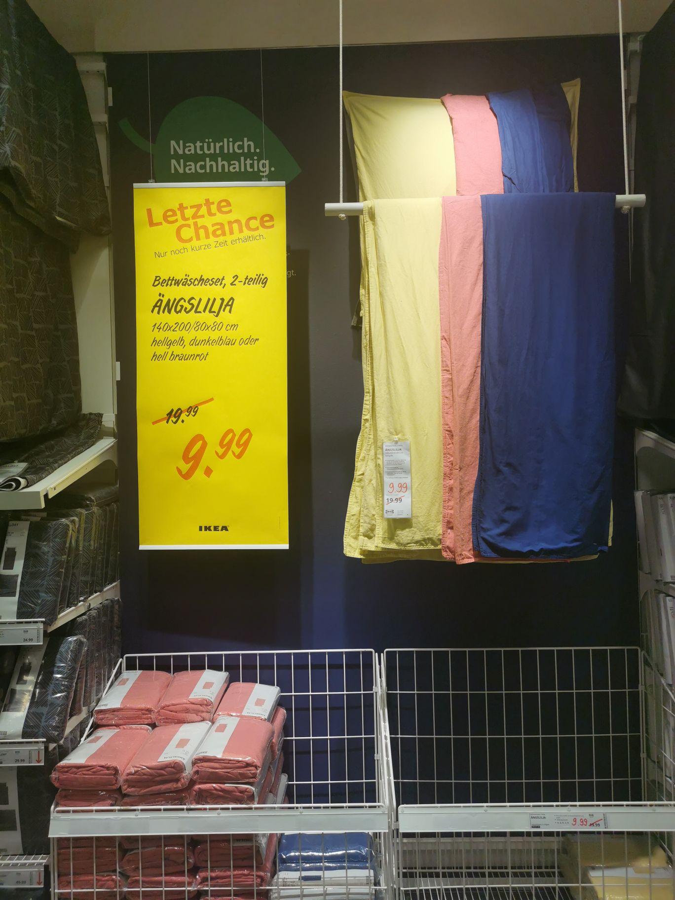 IKEA Bielefeld Streichpreise