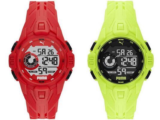 PUMA Armbanduhr Bold für 12,95€ + 5,95€ VSK (2 Farben verfügbar) [iBOOD]