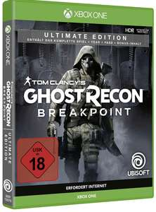 Ghost Recon Breakpoint Ultimate Edition (Xbox One) für 20€ [Amazon]