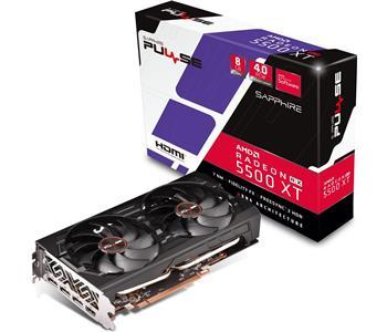 Sapphire Pulse Radeon RX 5500 XT 8GB - Vorbestellung 4-8 Wochen