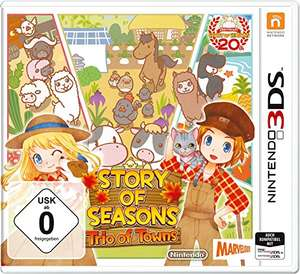 Story of Seasons: Trio of Towns - Nintendo 3DS [PRIME]