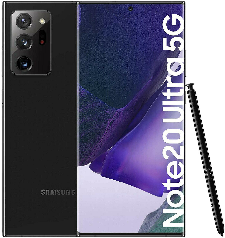 [Young MagentaEINS] Samsung Galaxy Note20 Ultra 5G (256GB) für 49€ ZZ mit Telekom Magenta Mobil M (24GB LTE I 5G) + 120€ Cashback