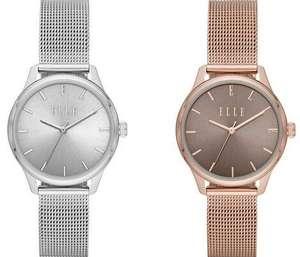 "ELLE Damen Armbanduhr ""Monceau"" (In 2 Farben verfügbar) [iBOOD]"