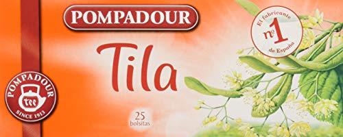 Lindenblüten-Tee von Teekanne (25 Beutel) bei Amazon.es