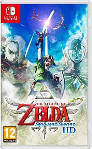 [VORBESTELLUNG @ AMZ FR] The Legend Of Zelda SKYWARD SWORD für Nintendo Switch (Pegi)