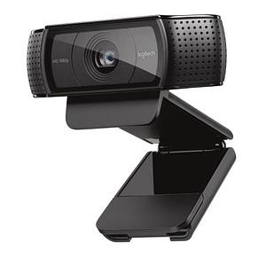 Logitech C920 HD PRO Webcam, Full-HD 1080p, 78° Sichtfeld