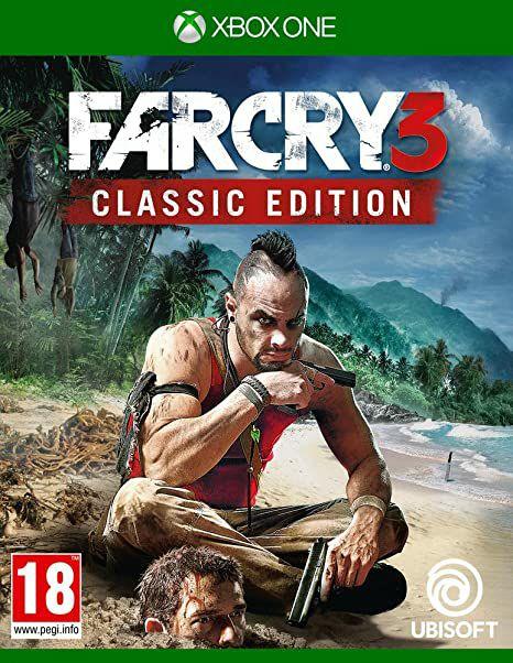 Far Cry 3HD XBox One