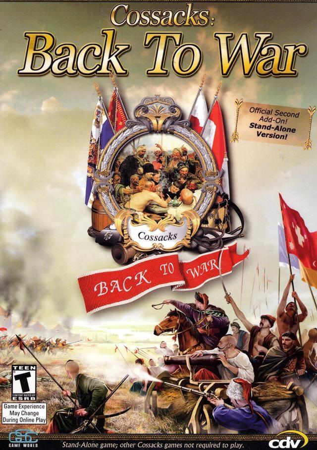 Cossacks: Back to War als Steam Key für 2,11€ bei Instant Gaming