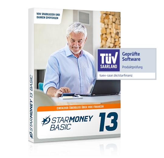 StarMoney 13 Basic PC-Version ab 21,90 Euro - Deluxe Version ab 27,90 Euro